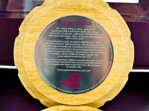 Supernatural Plaque