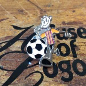 Match Day Support Charity Badge