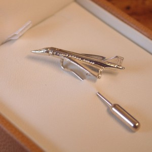 Concord Sterling Silver Stick Pin