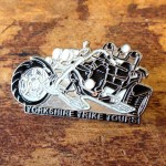 Yorkshire Trike Tour Badge