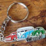 VW Festival Keyring