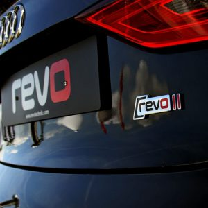 REVO Car Badges