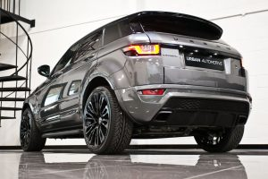 Urban Automotive Range Rover Evoque