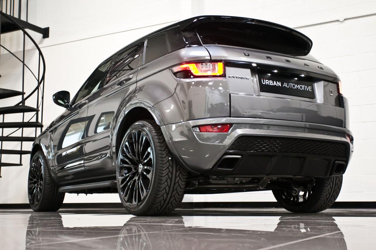 Urban Automotive Range Rover Evoque