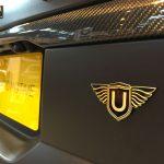 Urban Automotive Crest Badge