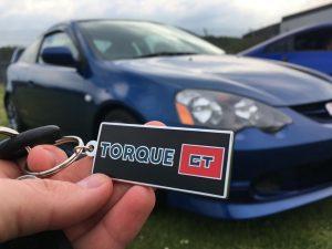 Torque GT Keyring