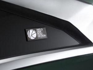 Niels Van Roij Design Car Badge