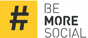 Be More Social Logo