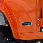 Cool & Vintage Aluminium Vehicle Badges
