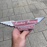 Austin Healey 3000 MKIII Refurbished Badge